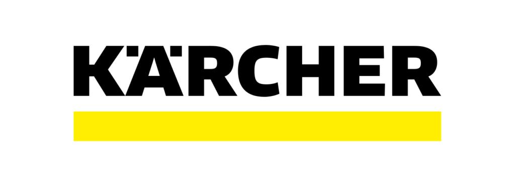 Karcher logotyp