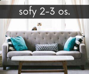 wyprana sofa tapicerowana